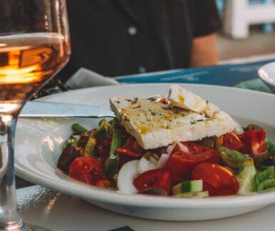 Griechische Küche