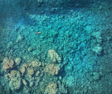 Das Meer um Rhodos
